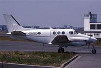 F-GHBB @ LFPB - A King air