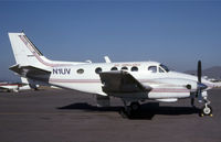 N1UV @ KFFZ - This is a King Air with its door open