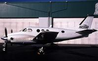 N139B @ KBFI - This is a King Air in Seattle