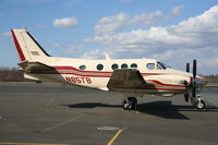 N85TB @ KBLI - This is a king air shot 12 years after the last shot
