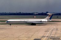 CCCP-86699 @ EGLL - Aeroflot Ilyushin IL-62 - by Peter Ashton