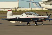 01-3609 @ AFW - At Alliance - Fort Worth USAF T-6A - by Zane Adams
