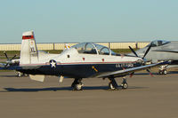 01-3602 @ AFW - At Alliance - Fort Worth USAF T-6A - 84th Flying Training Squadron - by Zane Adams
