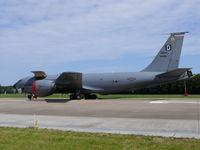 58-0086 @ EHLW - Boeing KC-135R Stratotanker 58-0086 US Air Force - by Alex Smit