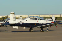 95-3003 @ AFW - At Alliance - Fort Worth - This is the first production T-6A aircraft. First flight: July 15, 1998 - by Zane Adams