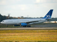 F-WWYU @ LFBO - C/n 971 - XL Airways ntu... For Mexicana... - by Shunn311