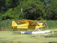 N33587 @ 96WI - EAA AirVenture 2008. - by Mitch Sando