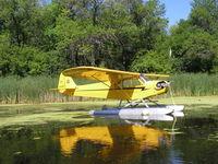 N40907 @ 96WI - EAA AirVenture 2008. - by Mitch Sando