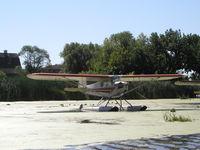 C-FKZK @ 96WI - EAA AirVenture 2008. - by Mitch Sando