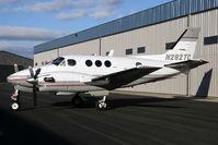 N282TC @ KPAE - Our King air