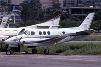 YV-555CP @ SVFM - No data has ever surfaced for this aircraft its a complete mystery ship, any idea's anyone.