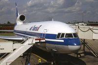 C-FTNA @ EGKK - Air Transat L-1011 Tristar (Earlier use of this registration) - by Peter Ashton
