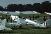 G-APIH - Moth Rally 1992, Woburn Abbey, Bedfordshire, England - by Peter Ashton
