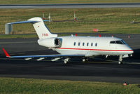 D-BUBI @ EDDL - Challenger 300 of Triple Alpha