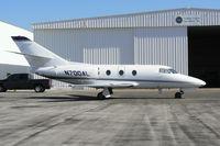 N700AL @ FTW - At Mecham Field - Falcon 10