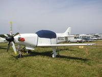 N121DC @ KOSH - EAA AirVenture 2008. - by Mitch Sando
