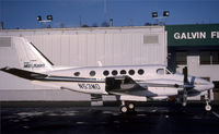 N53MD @ KBFI - King Air 100 B-086