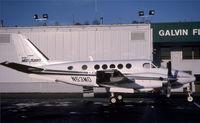 N53MD @ KBFI - King Air 100 B-086