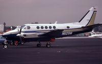 N1129M @ KEMT - King Air 100 C/N B-127 - by Nick Dean
