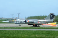 D-6652 @ EHLW - After front line service the Starfighter soldiered on as a target tower. You can see the gun has been removed for this task. - by Joop de Groot