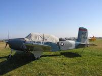 N134DR @ KOSH - EAA AirVenture 2008. - by Mitch Sando