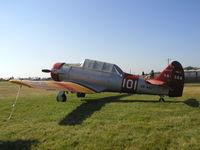 N101VT @ KOSH - EAA AirVenture 2008. - by Mitch Sando