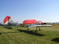 N352SH @ KOSH - EAA AirVenture 2008. - by Mitch Sando