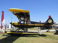 N102AA @ KOSH - EAA AirVenture 2008. - by Mitch Sando