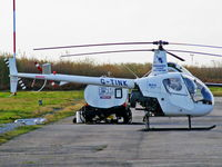 G-TINK @ EGGP - HELICENTRE LIVERPOOL LTD, Previous ID: G-NICH - by chris hall