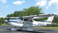 N1462N @ KCAE - on the ramp in Columbia sc - by Ralph Lacomba