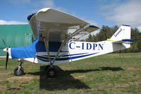 C-IDPN @ CYEE - This advanced ultra-light looks amazing in the sunshine on this beautiful day. - by Phyllis Purich