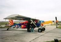3G-EL @ LHSA - Szentkirályszabadja (LHSA) Hungary, Airshow '91 - by Attila Groszvald / Groszi