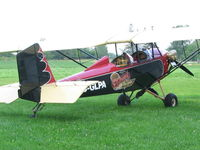 C-GLPA - Pietenpol GN-1 Aircamper 100 hp - by E. Wojtecki