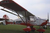 G-EFRY @ EGTC - PFA Rally 1994 - by Peter Ashton