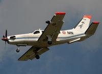 106 @ LFBO - Landing rwy 32L - by Shunn311