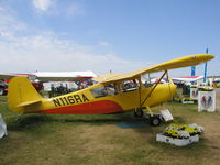N116RA @ KOSH - EAA AirVenture 2008. - by Mitch Sando
