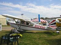 N124SG @ KOSH - EAA AirVenture 2008. - by Mitch Sando