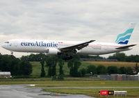 CS-TLQ @ LFBO - Landing rwy 14R... - by Shunn311