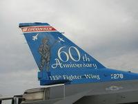 87-0278 @ KOSH - EAA AirVenture 2008. - by Mitch Sando