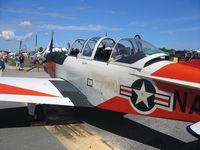 160649 @ KSUA - 2008 Stuart, FL Airshow - by Mark Silvestri