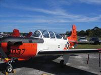 161037 @ KSUA - 2008 Stuart, FL Airshow - by Mark Silvestri
