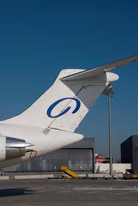 EC-JQV @ VIE - Swiftair MD80