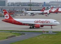 D-ALTD @ EDDL - Airbus Industries A320-214 D-ALTD Air Berlin - by Alex Smit