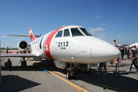 2113 @ SUA - Just added info to database, HU-25A US Coast Guard - by Florida Metal