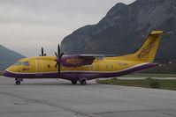 OE-GBB @ LOWI - Welcome Air Dornier 328