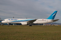 OM-ASB @ LZIB - Air Slovakia Boeing 757-200