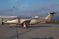 LX-JFK @ VIE - Pilatus PC12