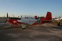 161055 @ SUA - T-34C