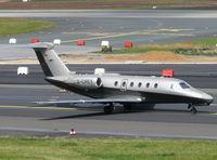 D-CREY @ EDDL - Cessna C650 Citation 3 D-CREY Triple Alpha Aviation - by Alex Smit