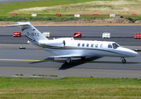 D-IETZ @ EDDL - Cessna C525A CitationJet 2 D-IETZ Aero Bussiness Charter. This registration is used for the third time on this aircraft!!!! - by Alex Smit